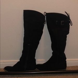 GUESS KNEE-HIGH BOOTS
